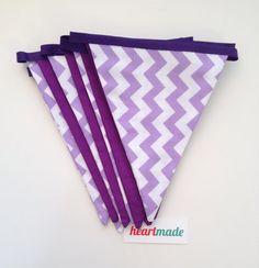 Stoff Wimpelketten - Fabric banner