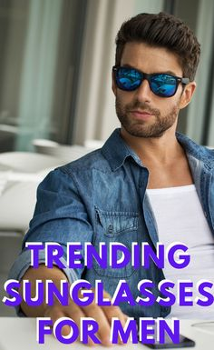 Mens Sunglasses. Fashion Designer Sunglasses for men. We have shortlisted the best looking guys sunglasses. Classy Mens Sunglasses.