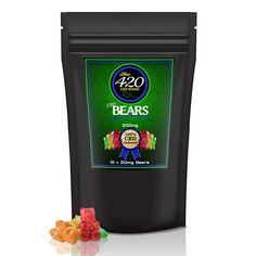 Gummy Bears 200mg | The420extracts