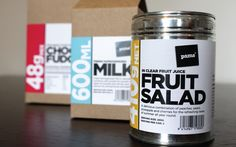 30 Examples of Layout Design in Packaging and Label Stickers