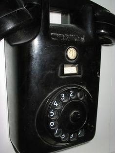 Amsterdam Holland, Sweet Memories, Landline Phone, The Past, Old Things, Afrikaans, Rotterdam, Retro, History