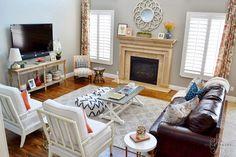 family room | Sita Montgomery Interiors