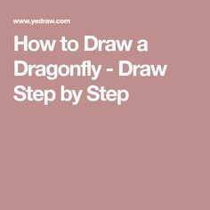 Do you think that you're not able to draw such a beautiful dragonfly as in my picture? Just take a sharp pencil. Dragonfly Drawing, Dragonfly Art, Dragonfly Tattoo, Bird Drawings, Cartoon Drawings, Easy Drawings, Animal Drawings, Sparrow Drawing, Watercolor Pencil Art