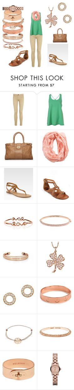 """""""Waiting for Spring"""" by jamanator ❤ liked on Polyvore featuring Current/Elliott, Pieces, KORS Michael Kors, Dolce Vita, Michael Kors, BCBGMAXAZRIA, Jennifer Meyer Jewelry, London Road, NLY Accessories and Poiray Paris"""