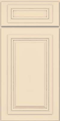 KraftMaid Cabinets -Square Raised Panel - Solid Maple in Dove White w/Cocoa Glaze from waybuild Cabinet Styles, Kraftmaid Cabinets, Kitchen Styling, Raised Panel, Kraftmaid, Kitchen Cabinet Doors, Cabinet Doors, Cabinet Furniture, Paneling