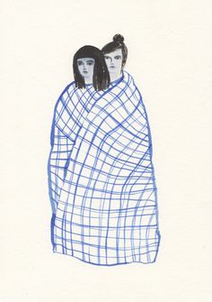Beautiful illustrations by Kaye Blegvad, posted on the blog today! http://www.artisticmoods.com/kaye-blegvad/