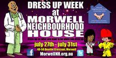 Dress Up Week at Morwell Neighbourhood House - http://morwellnh.org.au/dress-up-week-at-morwell-neighbourhood-house/ #GippsNews