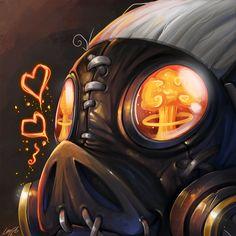 Welcome to the Apocalypse by Lanasy.deviantart.com on @DeviantArt | Overwatch…