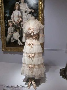 An Inside Look at the Fabulous Wardrobe of Marjorie Merriweather Post   Vintage Style Files