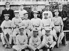 School cricket team 1912   Flickr - Photo Sharing!