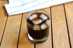 Café glacé - Iced coffee