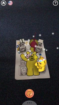 Ian Ramsey, Quiver, Children In Need, Thankful, Bear, App, Activities, Twitter, How To Make