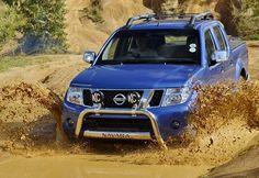 Big tough Nissan Navara