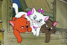 gifs disney message satan The Aristocats Marie 6 i'm a lady