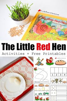 The Little Red Hen A
