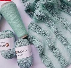 Lace Knitting, Knitting Stitches, Knitting Designs, Knitting Projects, Knit Crochet, Tricot Simple, Knitting Patterns, Crochet Patterns, Metallic Yarn