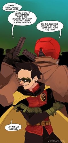 Damian and Jason