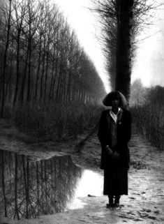 frenchtwist:        Women in The Woods Series by Deborah Turbeville for Vogue Italia, 1977