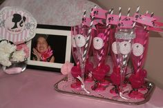 "Photo 1 of 27: Barbie, Make-overs, Fashion Show / Birthday ""Anna's vintage Barbie 6th Birthday"" 