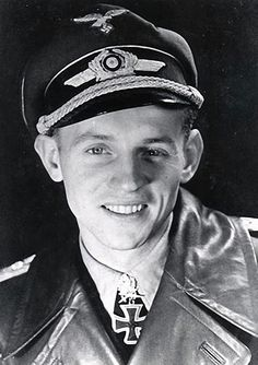"""Erich Alfred Hartmann (19 April 1922 – 20 September 1993), nicknamed """"Bubi"""" by his comrades and """"The Black Devil"""" by his Soviet adversaries, was a German fighter pilot during World War II and is the most successful fighter ace in the history of aerial warfare. He claimed, and was credited with, shooting down 352 Allied aircraft while serving with the Luftwaffe. During the course of his career, He was never shot down or forced to land due to enemy fire."""