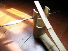 Danushu-Charuka -- an Asian Point Spindle ---- How to make one.  In Japanese; but, the photos are very clear.