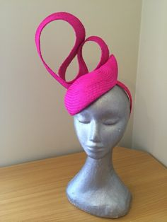 Giovanna by LEAH CASSIDY #millinery #HatAcademy #hats