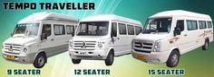 Book our latest ac tempo traveller from delhi to other city tour. 20 seater tempo traveller delhi, 18 seater tempo traveller, 15 seater tempo traveller, ac tempo traveller hire, luxury tempo traveller in delhi.