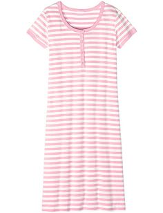 Nightgown In Organic Cotton For Women from #HannaAndersson. @Hanna Andersson #BestMomEverContest