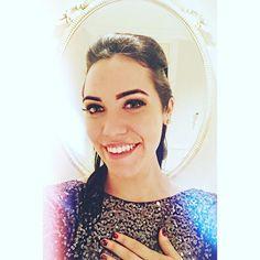 last night in a sequined badgely mischka dress ✨ #renttherunway #thebreakers #badgelymischka #selfie