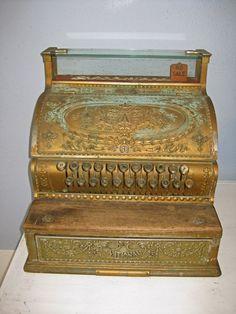 Antique National Cash Register model 332 $600