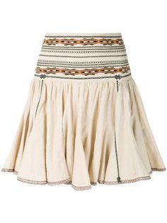 Isabel Marant Étoile minifalda bordada