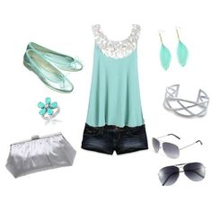 <3 it :). Summer Outfit