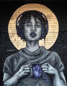ZABOU (2016) - Birmingham (UK)