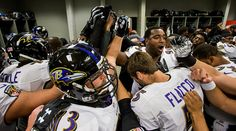 Never Any Dissension In Ravens Locker Room