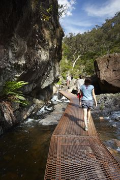 MacKenzie Falls Gorge Trail Design « Good Design