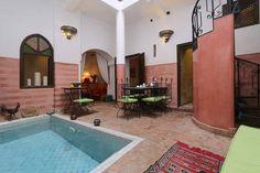 Sjekk ut dette utrolige stedet på Airbnb: Joli Riad 120m2 très bien situé i Marrakesh