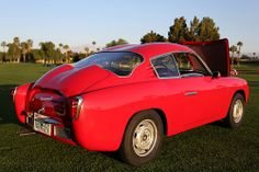 Abarth 750 Corsa Zagato 1957 8