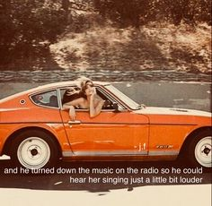 Orange aesthetic vintage retro car - Before After DIY Orange Aesthetic, Summer Aesthetic, Aesthetic Vintage, Aesthetic Photo, Aesthetic Pictures, Aesthetic Collage, 1970s Aesthetic, Aesthetic Drawings, Aesthetic Pastel