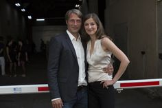 Behind the scene of Move On - Mads and participant - www.move-on-film.com Lucky Ladies, Mads Mikkelsen, Behind The Scenes, Crushes, Actors, Film, Lady, People, Movies