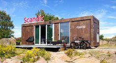 #Tendencias Para esos increíbles lugares sin sitio para pasar la noche #VIAJEROSINQUIETOS #ScandicHotels