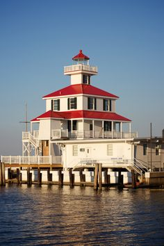 Lighthouse in New Orleans
