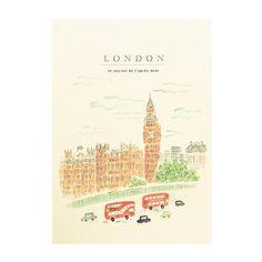 London Travel Journal