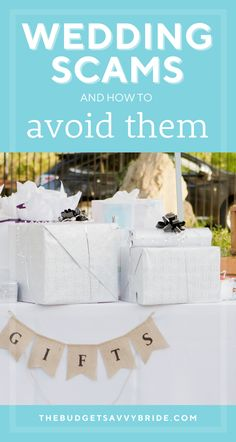 Worried about getting scammed on some of your wedding purchases? We're sharing The Worst Wedding Rip-Offs and What to do to avoid them! Free Wedding, Budget Wedding, Diy Wedding, Wedding Crafts, Diy Party Decorations, Wedding Planning Tips, Photo Book, Real Weddings, Budgeting