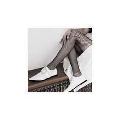 Fishnet Tights ($12) ❤ liked on Polyvore featuring intimates, hosiery, tights, women, fishnet stockings, fishnet hosiery, fishnet pantyhose and fishnet tights