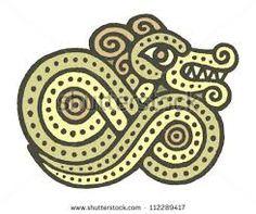 Image result for native american snake art