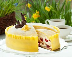 Bagan, Chocolate Easter Cake, Just Cooking, Easter Recipes, Holiday Treats, No Bake Cake, Delicious Desserts, Cake Recipes, Cake Decorating