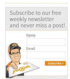 Make Your Sign-up Form Pop! - Email Marketing Tips - Blog GetResponse
