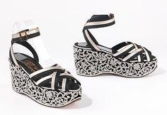 33b039e65288 1930 s Salvatore Ferragamo shoes. Salvatore Ferragamo was a well known shoe  designer of the 1930 s