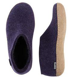 #lila #purple #slipper