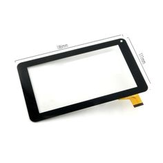 "7"" Touch Screen Digitizer Glass For Enot E102 Tablet PC Free Shipping #Affiliate"